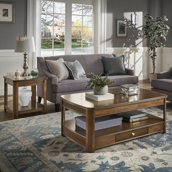 Manel 2 Piece Coffee Table Set by Charlton Home Charlton Home®