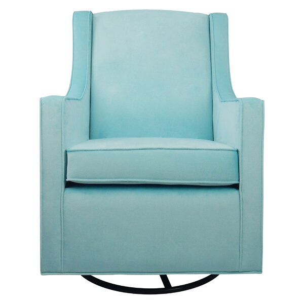 Keiser Swivel Glider by Darby Home Co