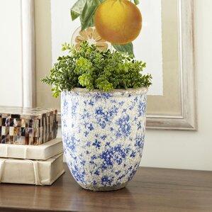 Diane Stoneware Pot Planter