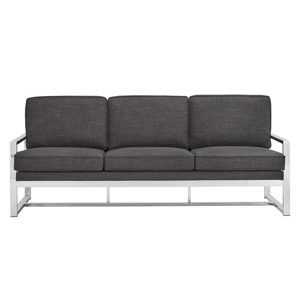 Adalbert Metal Sofa by Trent Austin Design