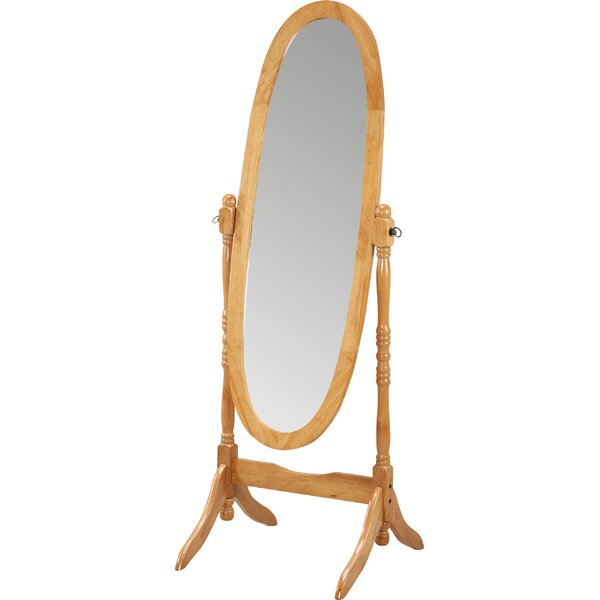 Constantia Traditional Floor Cheval Mirror by Alcott Hill