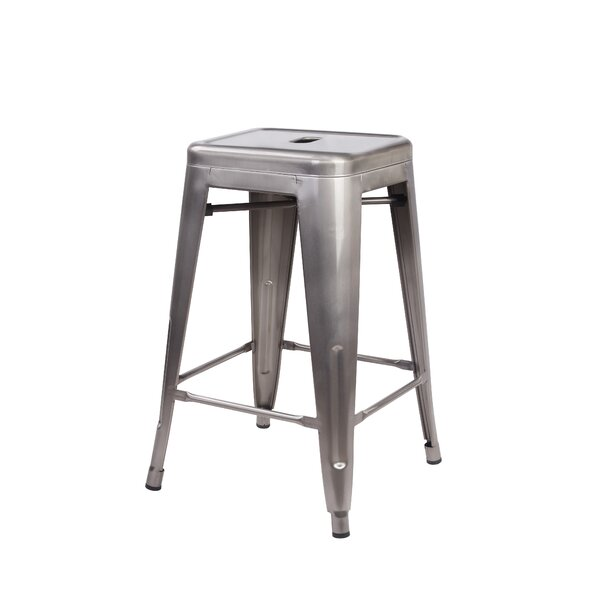 Caine 24 Bar Stool by Williston Forge