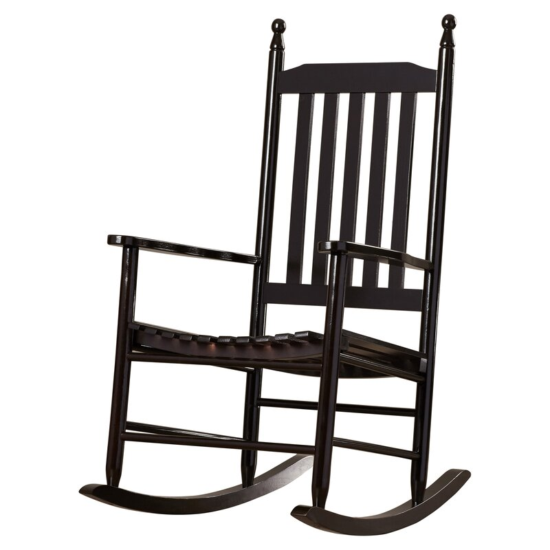 Dahlonega Slat Rocking Chair