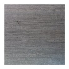 Milano 3 x 6 Marble Subway Tile in Gray by Seven Seas