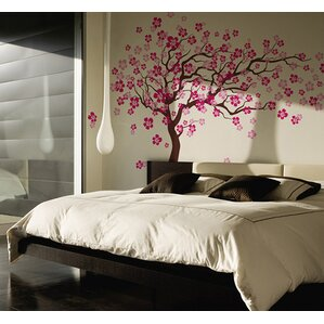 Cherry Blossom Light Up Tree | Wayfair
