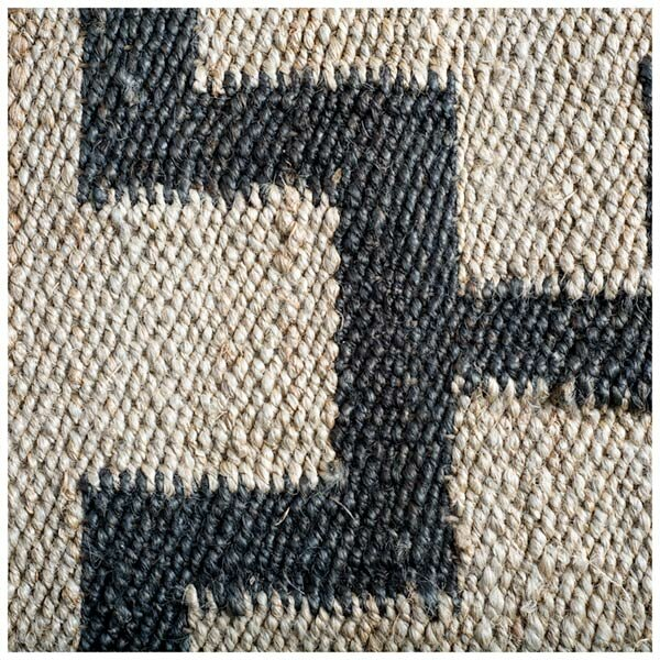Lindsey Hand-Woven Tan Area Rug by Union Rustic