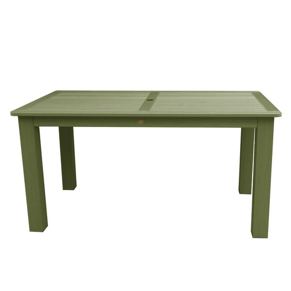Charpentier Rectangular Dining Table by Longshore Tides