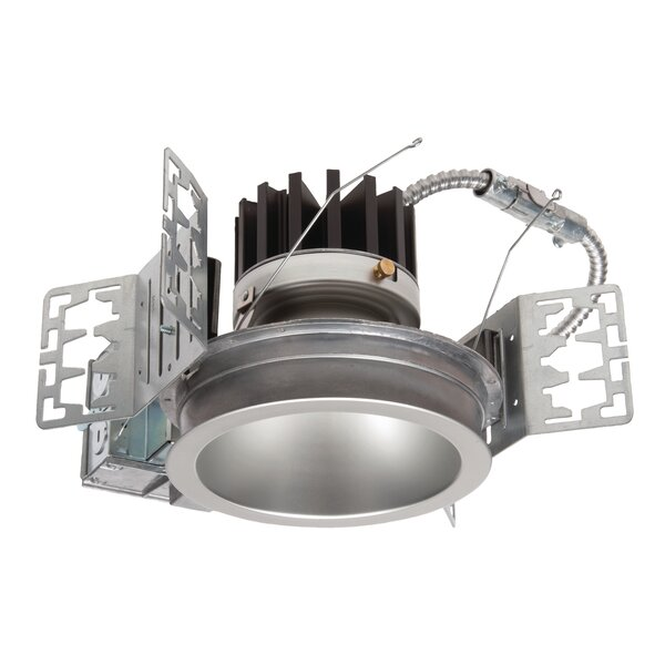 Integrated LED 6 Gimbal Ring Recessed Trim by Cooper Lighting