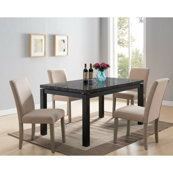 Napfle Dining Table by Winston Porter