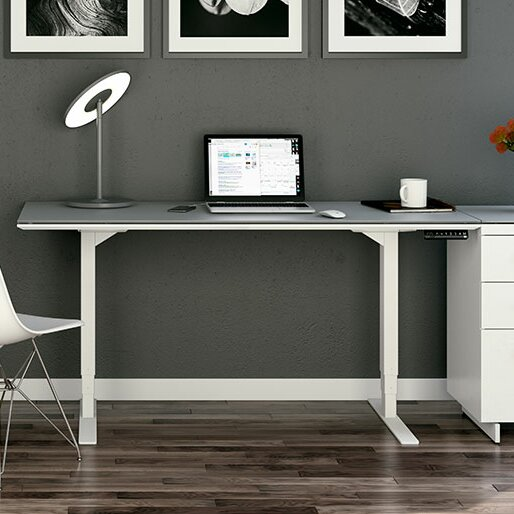 Centro Lift Standing Desk by BDI