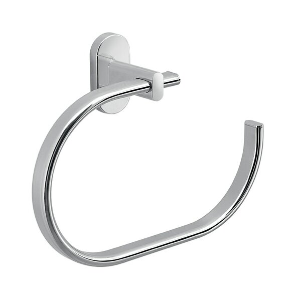 Febo Wall Mounted Towel Ring by Gedy by Nameeks