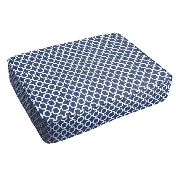 Peletier Indoor/Outdoor Floor Cushion by Breakwater Bay