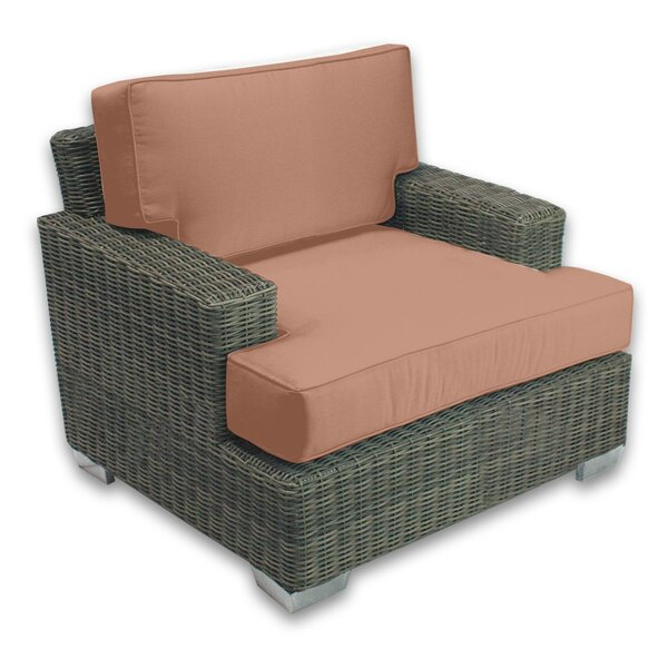 Catalina Patio Chair with Sunbrella Cushions by Axcss Inc.