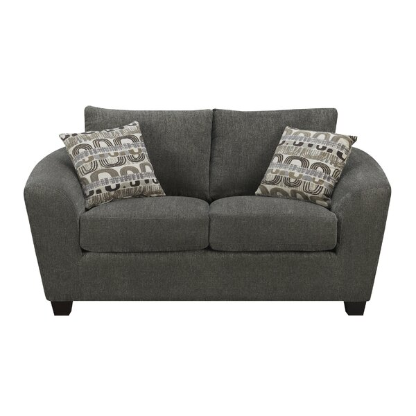 Find Out The New Wincott Loveseat by Latitude Run by Latitude Run