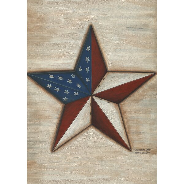 American Star Garden flag by Toland Home Garden