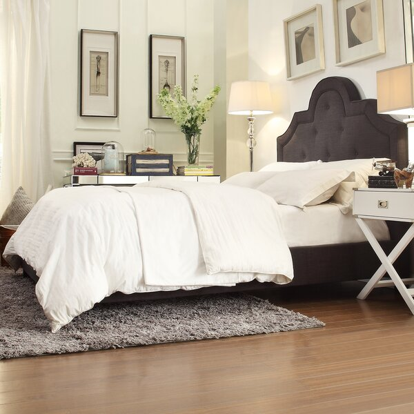 Neher Upholstered Standard Bed by Brayden Studio