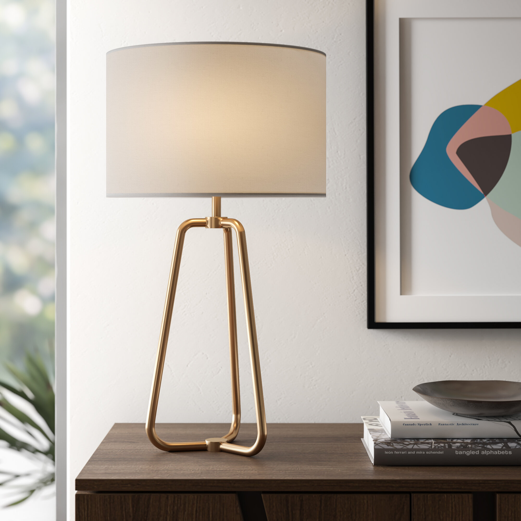 Modern Contemporary Table Lamps You Ll Love In 2020 Wayfair
