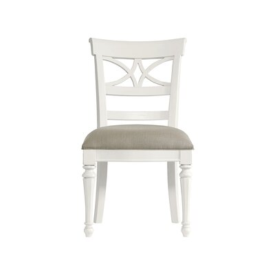 Coastal Living Retreat Sea Watch Solid Wood Dining Chair By Coastal Living™  By Stanley Furniture