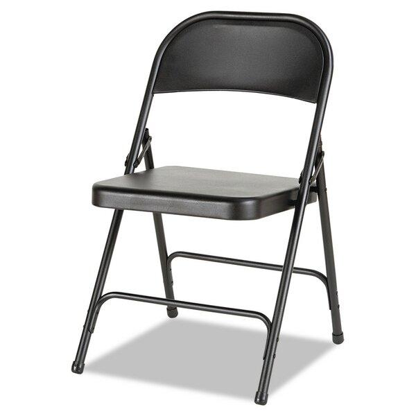 Metal Folding Chair (Set of 4) by Alera®
