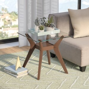 Diane End Table by Langley Street