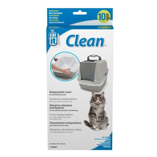 Catit Litter Box Liner (10 Pack) by Hagen