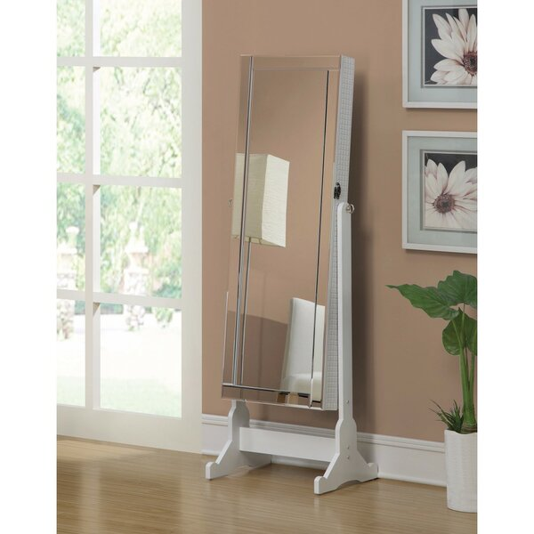 Arleigh Jewelry Cheval Mirror by House of Hampton