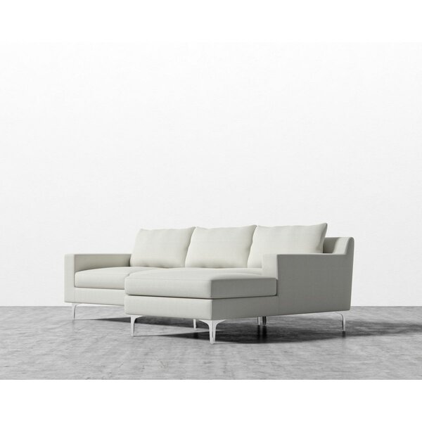 Discounts Isabella Sectional by Everly Quinn by Everly Quinn