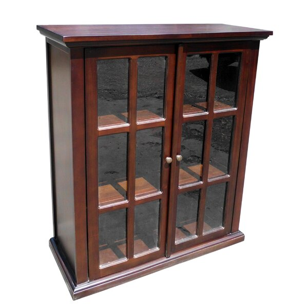 Pavie Library TV Stand Accent Cabinet By Astoria Grand