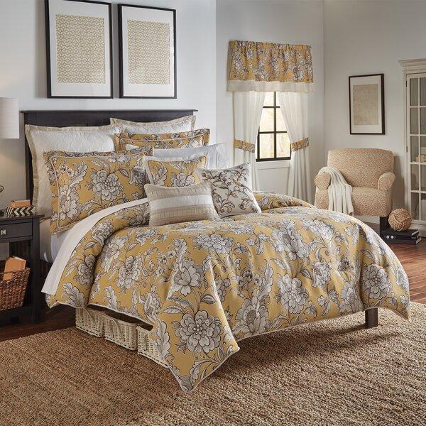 Kassandra 3 Piece Comforter Set by Croscill Home Fashions