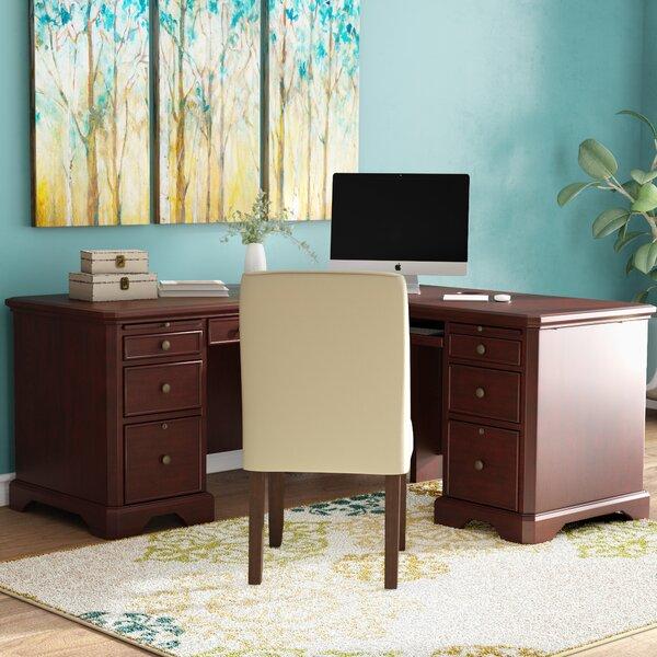 Spielman L-Shape Computer Desk by Darby Home Co