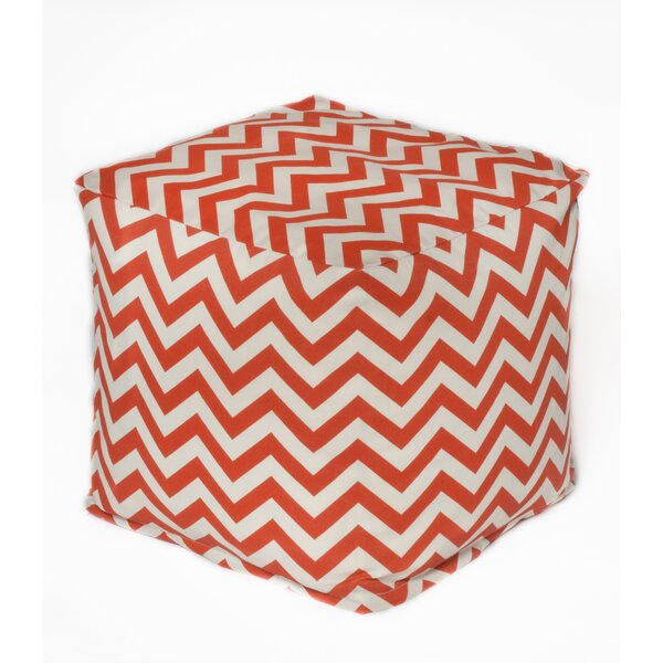 Chevron Bean Bag Chair by OC Fun Saks