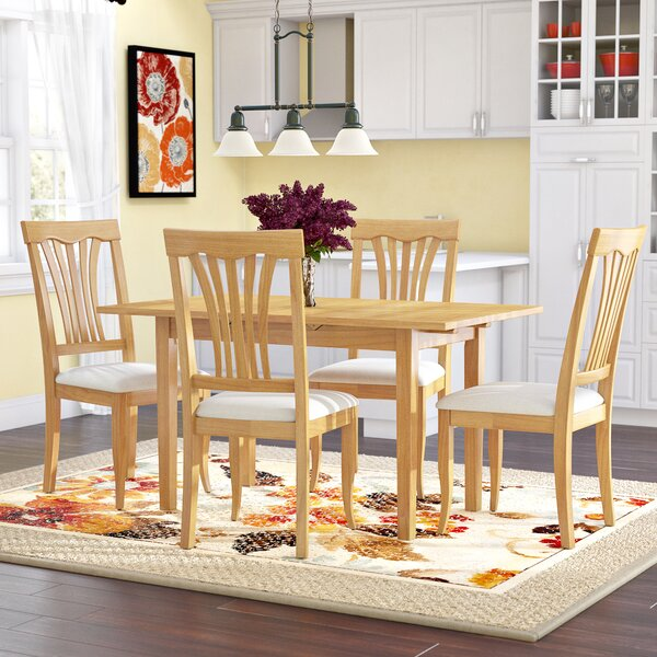 Balfor 5 Piece Dining Set by Andover Mills Andover Mills