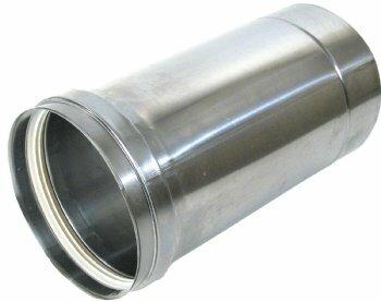 Z-Flex 3 x 24 Z-Vent Straight Pipe by Eccotemp Systems LLC