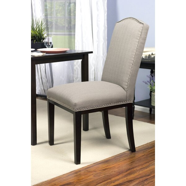 Harpole Upholstered Dining Chair (Set of 2) by Darby Home Co Darby Home Co