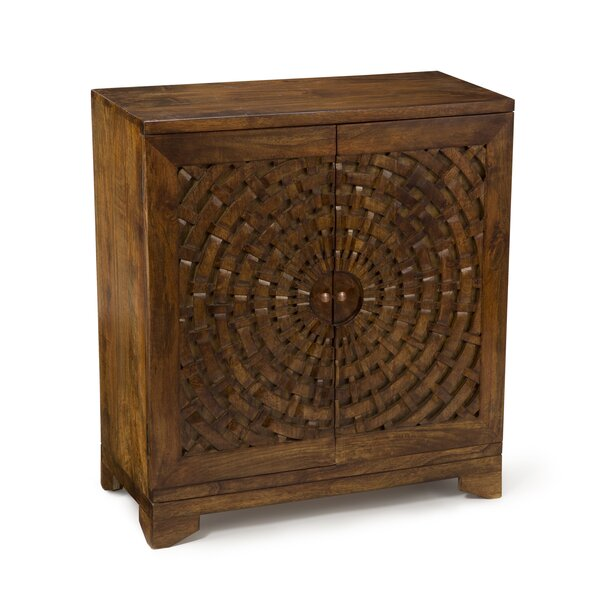 Roda 2 Drawer Accent Cabinet