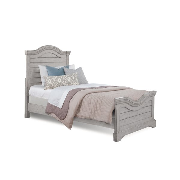 Wallner Panel Bed by Ophelia & Co.