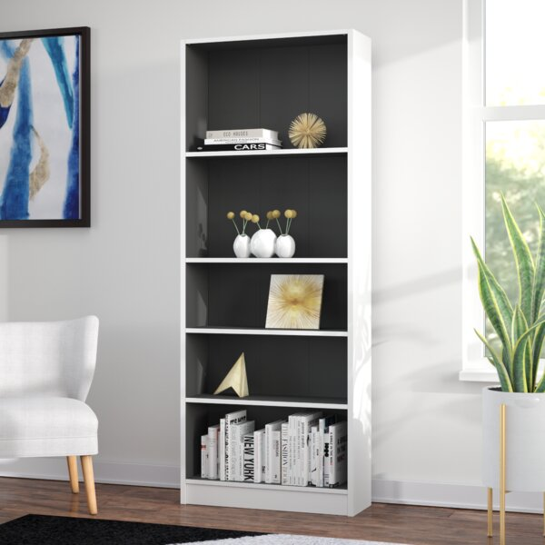 Vernice Standard Bookcase by Zipcode Design
