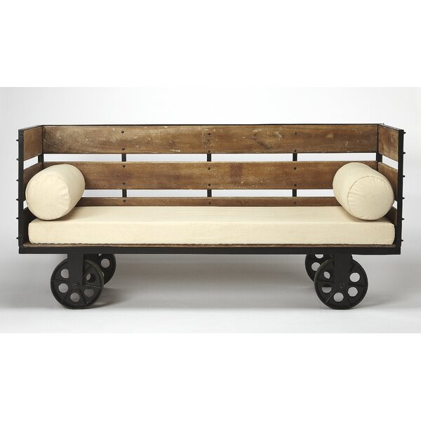 Ensley Upholstered Bench by Gracie Oaks
