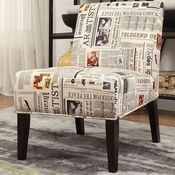 Benjamin Slipper Chair by A&J Homes Studio