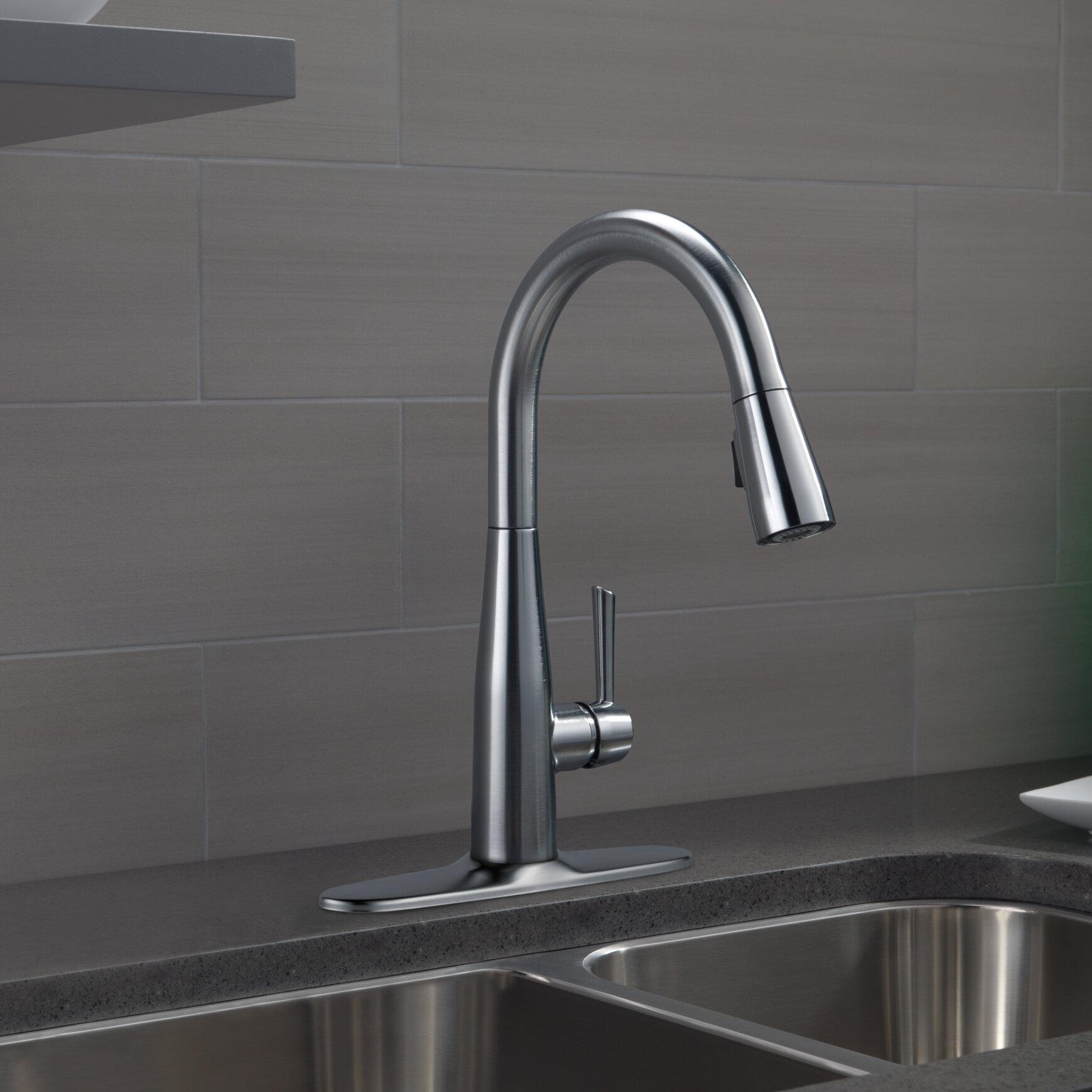 Long Reach Kitchen Faucets You Ll Love In 2020 Wayfair