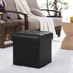 Wondrous Lambertville Foldable Tufted Square Cube Foot Rest Storage Ottoman Machost Co Dining Chair Design Ideas Machostcouk