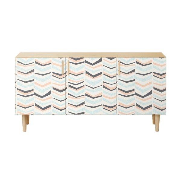 Jakobe Buffet Table by Brayden Studio