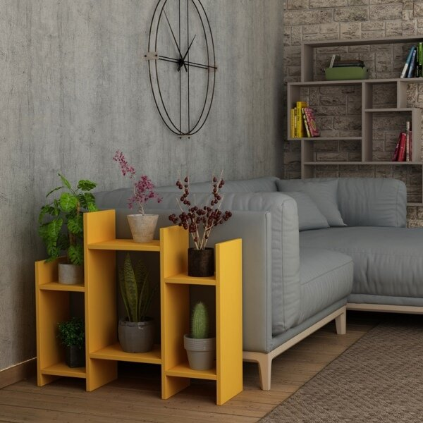 Kristine Modern End Table by Wrought Studio