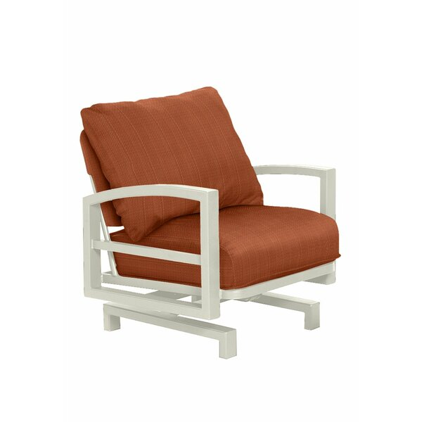 Lakeside Action Patio Chair with Cushions by Tropitone