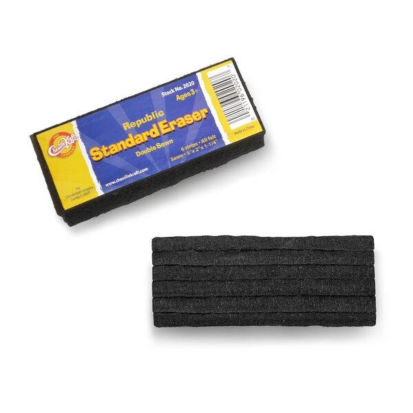 Republic Eraser by Chenille Kraft Company