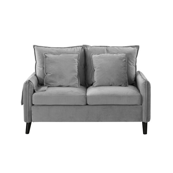 Kandace Loveseat by Wrought Studio