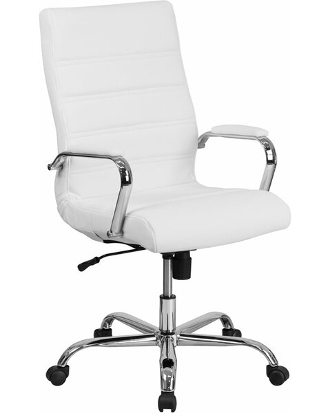 Drinnon High-Back Ergonomic Office Chair by Ebern Designs