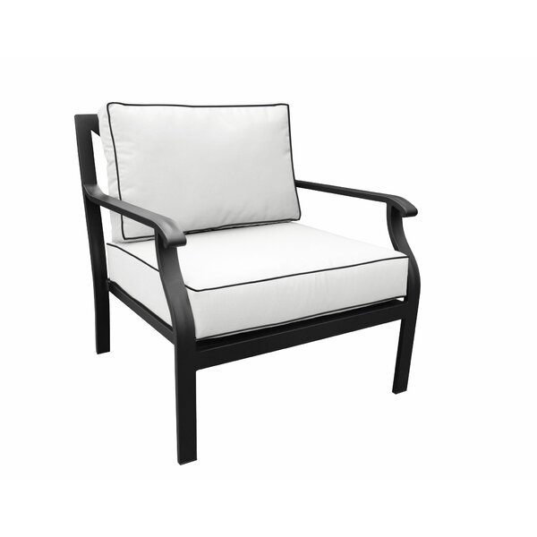 Madison Patio Chair with Cushions by kathy ireland Homes & Gardens by TK Classics