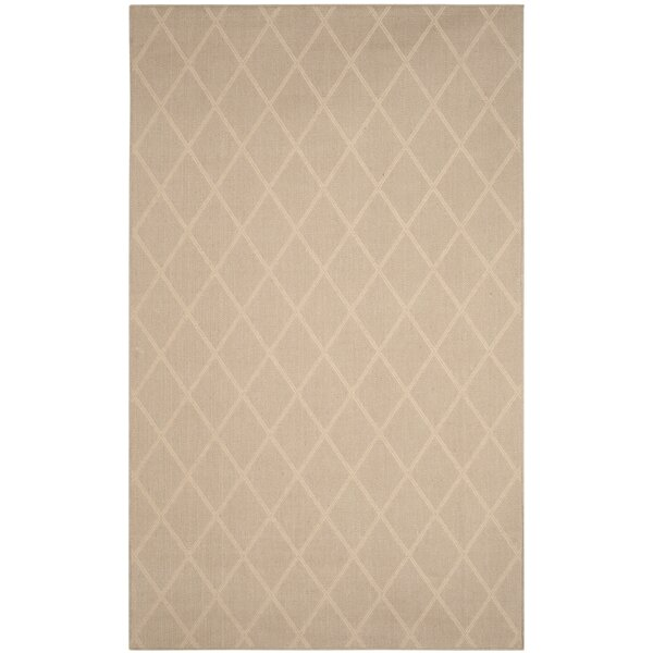 Brewster Hand-Woven Seagrass Area Rug by Safavieh