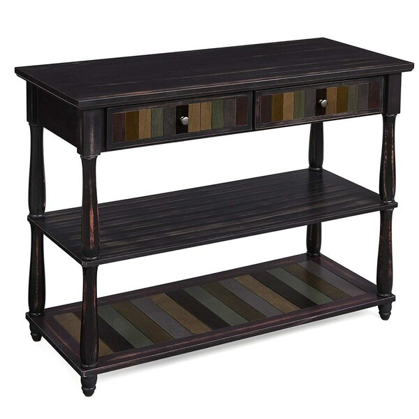 Review Kamiah Console Table